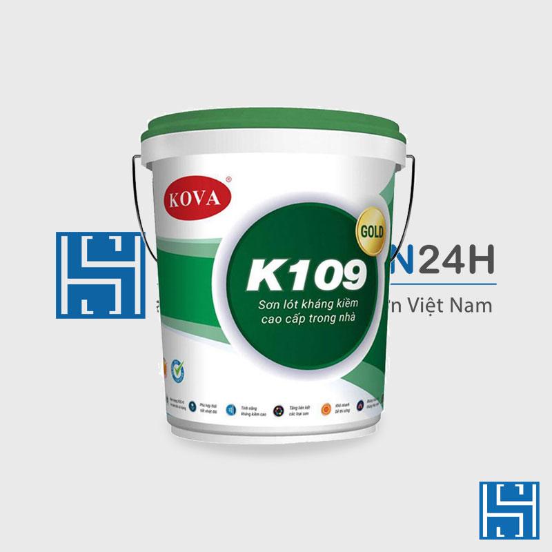 Sơn lót kháng kiềm nội thất Kova K109